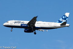 JetBlue Airways | N627JB | Airbus A320-232 | JFK | KJFK (Trevor Carl) Tags: a320232 aviation airbus avgeeks photo 2577 aircraft airplane alltypesoftransport jfk jetblueairways kjfk n627jb newyork newyorkcity newyorkjohnfkennedy plane transport unitedstatesofamerica airlinersnet