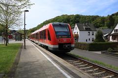 DB 620 536 te Ahrbruck (vos.nathan) Tags: db br 620 baureihe ahrbruck ahrtalbahn lint 81 536