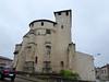 Quelle est cette église (photographiée sous la pluie ... bien sûr!!!) ? Roquefort, Landes. (Marie-Hélène Cingal) Tags: france roquefort 40 landes