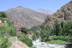 Mountains & valley (Pentakrom) Tags: atlas mountains morocco