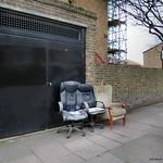 Trio of dumped chairs - Chesnut Grove thumbnail