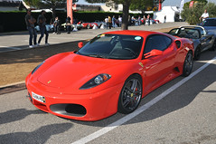 Ferrari F430 (jfhweb) Tags: jeffweb sportauto sportcar voituregrandtourisme gt supercar voituredesport voituredecollection voiturehistorique vehiculehistorique circuitpaulricard circuitducastellet lecastellet httt 10000toursducastellet 10000tours ferrari f430