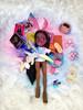Another #BunnyBooBunnyBoo post to wish everybody a #HappyEaster ! 🐰🐰🐰  #Bratz #Sasha #dolls #FashionDolls  #BlackDolls (Christian Defreyn) Tags: bunnyboo happyeaster bratz sasha dolls fashiondolls blackdolls