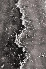 Solid Phase LXXXV (pni) Tags: monochrome karisån karjaanjoki river ice snow karis karjaa finland suomi pekkanikrus skrubu pni