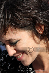 CHARLOTTE GAINSBOURG 02 (starface83) Tags: actor festival cannes portrait film actress charlotte gainsbourg