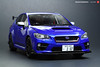 Subaru Impreza WRX STi S207 NBR Challenge Package (JOJO BEE - DIECASTCARSGROUP) Tags: subaru impreza wrx sti s207 nbr 4wd boxerengine sunstar 118 scale model replica