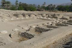 Northern Palace, Amarna (4).JPG (tobeytravels) Tags: egypt akhenaten princessmeritaten elamarna akhetaten akhetaton minya palaceofnefertiti northsuburb