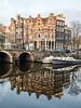 P4083335 (rpajrpaj) Tags: amsterdam city cityscape sunrise canal papiermolensluis papermilllock lekkeresluis brouwersgracht