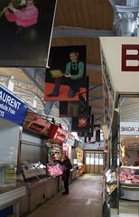 Mercat del barri de Saint-Cyprien, Tolosa de Llenguadoc. (heraldeixample) Tags: heraldeixample tolosa toulouse occitania occitanie languedoc llenguadoc lenguadoc arquitectura architecture architekture pensaernïaeth 架构 arkitektur architettura สถาปัตยกรรม arkitettura frança francia france saintcryprien mercat marché mercado market