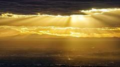 Albuquerque (kmetz12.km) Tags: sunset sundown newmexico sony a6000 sonyalpha southwest golden light gorgeous view newmexicotrue cloudscape cityscape tramway glow vista noreste landscape