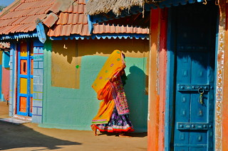 India- Gujarat- rann of Kutch