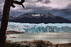Glacier in Patagonia in Argentina (jillrowlandwv) Tags: cave travel patagonia argentina chile southamerica tour tourist tourism outdoors hiking mountain wildlife penguins birds sea lake water reflection glacier scenery landscape nature naturalbeauty natural canon canonphotography canonaddicts canonphoto canonphotos meadow ice