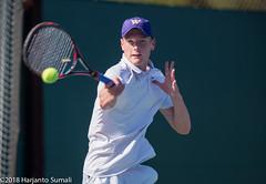 Stanford vs University of Washington 2018 (harjanto sumali) Tags: jackdavis ncaa pac12 universityofwashington sport tennis