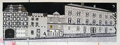 #GrandPublic/Art du collage/Sylvie Caty (esamCaenCherbourg) Tags: esamcaencherbourg grandpubliccaen atelieradultes sylviecaty collage 20172018 esamscdessinartplastique