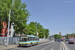 5127 - 73 - 01.05.2018 (2) (VictorSZi) Tags: romania bucuresti bucharest transport publictransport ratb spring primavara nikon nikond3100 ikarus ikarus415t trolleybus troleibuz berceni