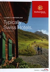 Typically Swiss Hotels. In love with Switzerland / Typiquement Suisses. / Tipici Svizzeri. 2017 (World Travel Library - collectorism) Tags: swisshotels 2017 nature tradition travelbrochurefrontcover frontcover switzerland schweiz suisse svizzera brochure world travel library center worldtravellib helvetia eidgenossenschaft confédération europa europe papers prospekt catalogue katalog photos photo photograph picture image collectible collectors ads holidays tourism touristik touristische trip vacation photography collection sammlung recueil collezione assortimento colección gallery galeria broschyr esite catálogo folheto folleto брошюра broşür documents dokument