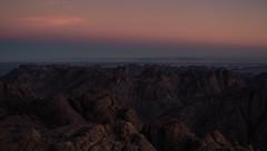 Sinai sunrise (Ricardo Carreras) Tags: egipto egypt desert montañas rocas sinai monte amanecer sunrise travel viaje viajero