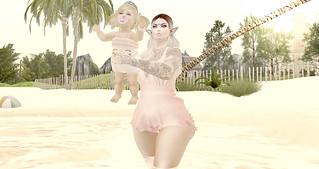 Princess of the Beach