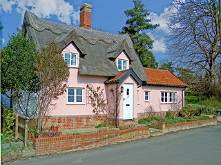 Thatched Cottage, Rattlesden