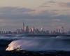 West Wind (aka Buddy) Tags: 2018 spring sandy hook atlantic ocean wind surf cityscape brooklyn manhattan new york city nyc highlands nj og