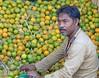Byculla Vegetable Market (grab a shot) Tags: canon eos 5dmarkiv india maharashtra mumbai 2018 outdoor bycullavegetablemarket vegetables fruit market people food man portrait oranges