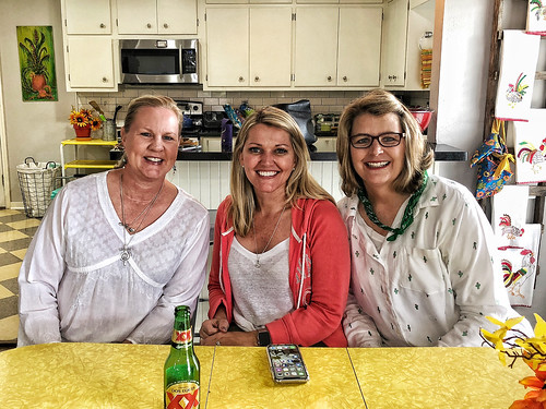 Serena, Jen, Laurie