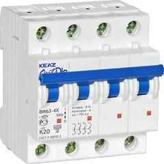 Автоматический выключатель BM63-4K20-УХЛ3 (Реле и Автоматика) Tags: автоматический выключатель bm634k20ухл3