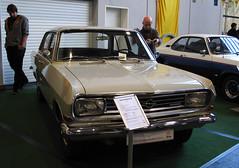 1966 Opel Rekord (rvandermaar) Tags: 1966 opel rekord opelrekord