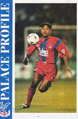 Crystal Palace vs Chelsea - 1993 - Page 24 (The Sky Strikers) Tags: crystal palace chelsea selhurst park coca cole cup road to wembley official programme one pound fifty