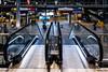 Den Haag Centraal (Benocrash) Tags: fujifilm xt2 europe netherlands denhaag den haag centraal station train escalator long exposure shadows architecture symmetry light city