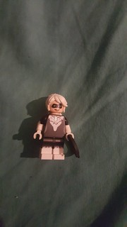 black cat v2  found a lego elves set with a white hair piece and i just cuz the ears off think this looks better