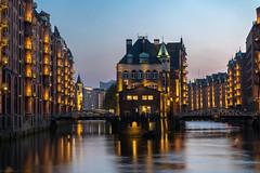Hamburg - Speicherstadt (vogtmarkus65) Tags: instagram speicherstadt stadt hamburg fluss europe deutschland elbe city germany de