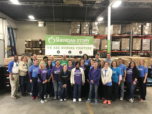 HealthPartners Packing Event 4/20/18