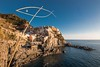 Manarola, Cinque Terre (pdellouve) Tags: italy cinqueterre manarola sea liguria ligurie riomaggiore