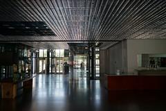2018-04-FL-183471 (acme london) Tags: aluminium aluminiumreflectors barcelona ceiling fira hotel interior jeannouvel lobby renaissancehotelfira spain suspendedceiling