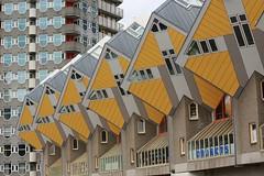 041 (boeddhaken) Tags: thenetherlands holland rotterdam city europe travel southholland cubes cubeapartment cubehouse modernarchitecture architecture modern modernbuilding