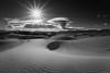 Desert Sun (Elainе) Tags: deathvalley dunes monochrome