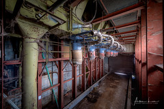 Urbex Project 02-07 (Alec Lux) Tags: abandoned belgium building decay dirt dirty dust empty exploration industrial interior lost property ruine urban urbex gavere vlaanderen be