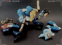 WotFace (Poor Disadvantaged) Tags: galidor lego eurobricks contest competition trash actual