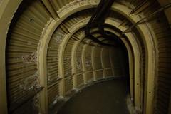 HMS Wildfire (Newage2) Tags: underground bunker hms wildfire derelict abandoned coldwar ww2