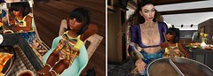 Cooking with Sissybug (Aura Damour) Tags: afrobaby thecoveexperience tinytrinketstt sensesevent saga ayashi livia izzies toddleedoo lewd basil