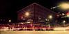 San Jose (bior) Tags: sanjose distagon hasselblad500cm lomochromepurple mediumformat 120 longexposure night downtownsanjose street sidewalk lomography