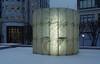 IMGP0630 (mattbuck4950) Tags: england unitedkingdom europe lenssigma18250mm photosbymatt february snow london lights camerapentaxk50 canarywharf cabotsquare 2018 londonboroughoftowerhamlets gbr
