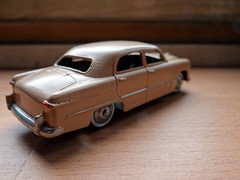 Avant et après restauration (Jack 1954) Tags: miniature ancêtre old ford collection