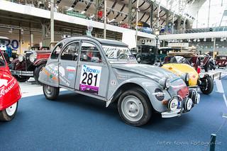 Citroën 2CV AZAM6 Rally - 1966 / 2011