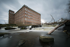 Anchor Mill (Alec-Gibson) Tags: anchormill paisley rivercart scotland longexposure leefilter bigstopper
