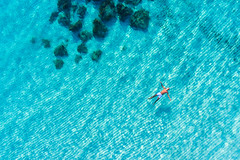 Float (JoshyWindsor) Tags: aerialphotography cyprus floating ocean agnitravel swimming water nissibeach drone djiphantom4 landscape sea