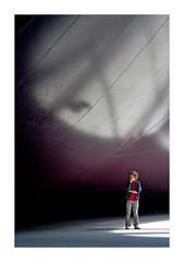 Anish Kapoor (3) (Marie Hacene) Tags: grandpalais monumenta anishkapoor exposition portrait enfant