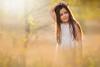 Golden light (Willie Kers Gwynn) Tags: goldenhour sony sonya7riii childhood sigma backlight sunset childphotography portrait portret sonyalpha mirrorless naturallight netherlands williekers spring lente yellow