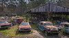 Old Car City (Wayne Stadler Photography) Tags: abandoned preserved junkyard georgia classic automotive derelict overgrown vehiclesrust rusty retro vintage oldcarcity rustographer rustography white
